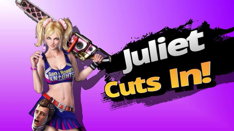 Juliet Starling nhan vat nu game offline dep