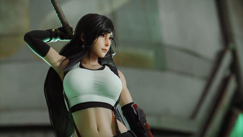 Tifa Lockhart - Final Fantasy VII nhan vat nu dep nhat