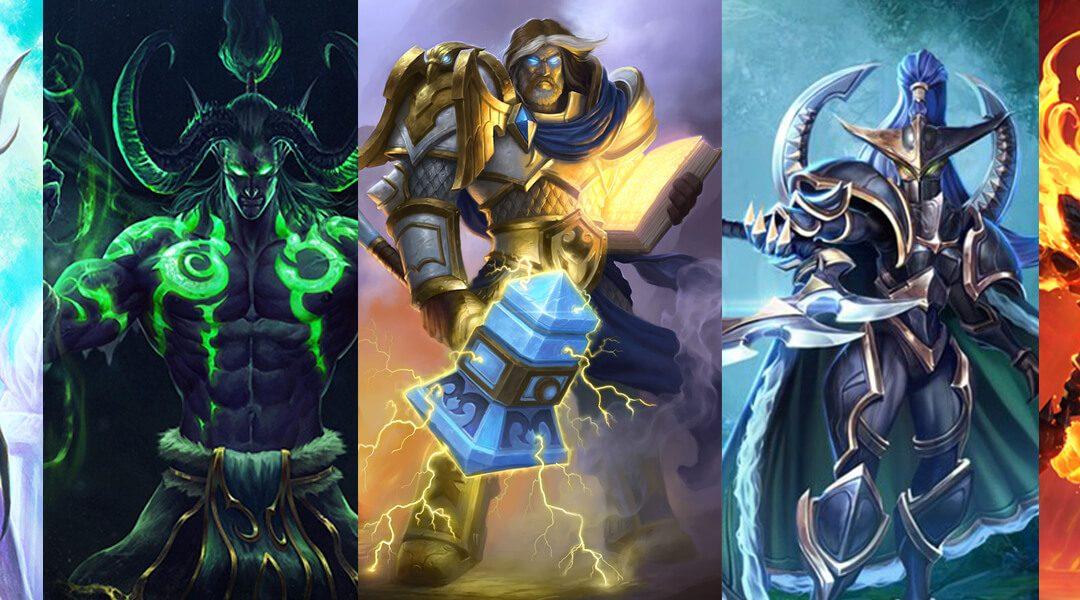 Tổng Hợp Danh Sách Các Tướng Trong Warcraft Mới Nhất (2021)